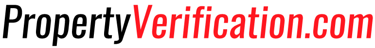 Property Verification Logo